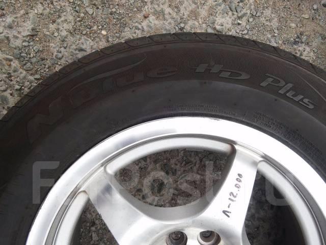 Nexen/Roadstone N'blue HD. Летние, 2014 год, износ: 20%, 4 шт