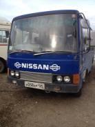 Nissan Civilian. Nissan civilian, 3 300 куб. см., 18 мест