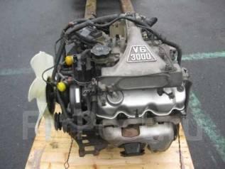 Двигатель. Mitsubishi Pajero