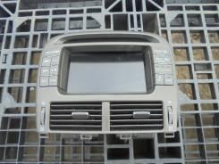 Дисплей. Toyota Celsior, UCF30, UCF31 Двигатель 3UZFE