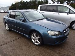 МКПП. Subaru Legacy B4, BL5
