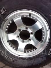 Колеса 265/70R16 Dunlop Grandtrek AT3. 7.0x16 6x139.70 ET34