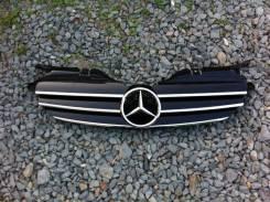 Решётка радиатора тюнинг для Mercedes-Benz SLK R170. Mercedes-Benz SLK-Class