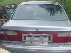 Крышка багажника. Mazda Familia, BHA3P