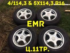 EMR. 7.0x16, 4x114.30, 5x114.30, ET35