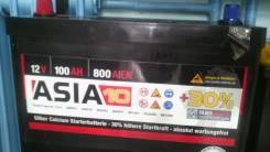 Yokohama Batteries. 100А.ч., Прямая (правое), производство Европа