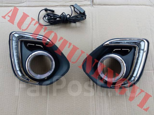 Накладка на фару. Mitsubishi ASX Mitsubishi RVR, GA4W Двигатель 4J10. Под заказ