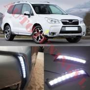 Ходовые огни. Subaru Forester