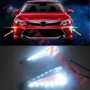 Ходовые огни. Toyota Camry