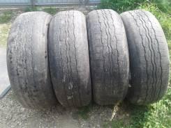 Bridgestone Dueler H/T D687. Всесезонные, 2010 год, износ: 90%, 4 шт