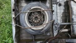 Крепление запасного колеса. Toyota Corolla, EE107V, EE107 Двигатель 3E