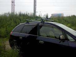 Дуги багажника. Honda: Logo, Accord, CR-V, Legend, Stream, Airwave, Civic, Odyssey, Fit Nissan 100NX Nissan March, K11, K12 Nissan Tiida Mazda Premacy...
