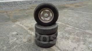 Продаю комплект колес R15. 6.0x15 5x139.70 ET22