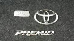 Эмблема. Toyota Premio, ZZT240