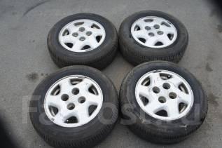 Продам комплект колес, возможна отправка. 6.0x14 4x114.30 ET45 ЦО 70,0мм.