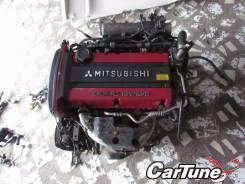 Двигатель в сборе. Mitsubishi Lancer Evolution, CP9A Двигатель 4G63. Под заказ