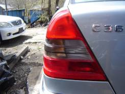 Стоп-сигнал. Mercedes-Benz C-Class