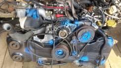 Двигатель. Subaru Forester, SF5