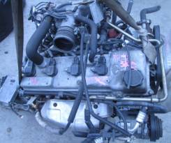 Двигатель. Toyota Hiace Regius, RCH41W Двигатель 3RZFE