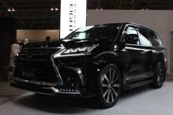 Обвес кузова аэродинамический. Lexus LX450d, URJ200, SUV, URJ201, URJ201W Lexus LX570, SUV, URJ201, URJ201W. Под заказ