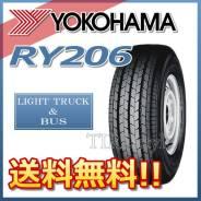 Yokohama RY206. Летние, 2006 год, без износа, 4 шт
