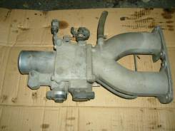 Заслонка дроссельная. Toyota Cresta, JZX81 Двигатель 1JZGE