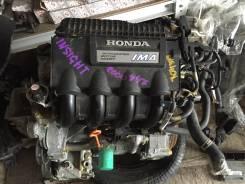 Крышка двигателя. Honda Insight, DAA-ZE2 Двигатель LDA3