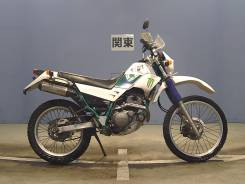 Yamaha Serow. 223 куб. см., исправен, птс, без пробега