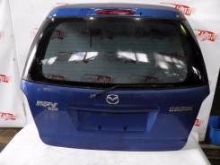 Крышка багажника. Mazda MPV, LW5W