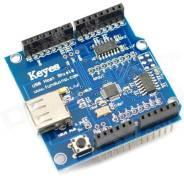 USB Host Shield Arduino. Diodvl