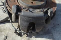 Суппорт тормозной. Mercedes-Benz CLK-Class, W208 Двигатель M112