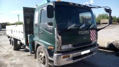 Isuzu Forward. Самогруз , 7 000 куб. см., 7 994 кг., 8 м.
