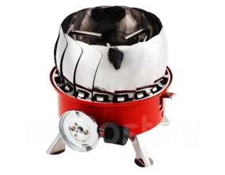 Газовая плита Windproof Camping stove 145*145*120 мм