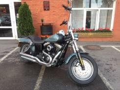 Harley-Davidson Dyna Fat Bob. 1 584 куб. см., исправен, птс, с пробегом