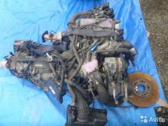 Двигатель в сборе. Suzuki Every