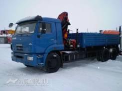 Palfinger. КМУ Камаз 6586-101-19 (65117-773010-19) + РK15500А, 14 000 кг., 11 м.