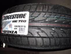 Bridgestone Potenza RE720. Летние, без износа, 4 шт