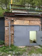 Гаражи капитальные. проспект Партизанский 14, р-н Центр, 18 кв.м., электричество, подвал.
