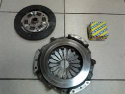 Сцепление. Renault Logan Двигатель K7J