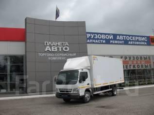 Mitsubishi Fuso. Изотермический фургон с рефрижератором, 5 000 куб. см., 5 000 кг.