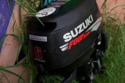 Suzuki. 6,00л.с., 4х тактный, бензин, Год: 2007 год