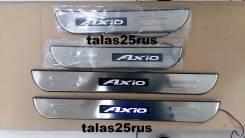 Порог пластиковый. Toyota Corolla Axio, ZRE142, NZE141, NZE144, ZRE144