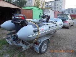 Profmarine. Год: 2010 год, длина 3,50м., двигатель подвесной, 18,00л.с., бензин