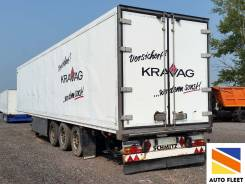 Schmitz. SKO24, 26 650 кг.