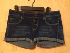 Шорты джинсовые. 46