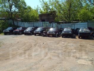 Губа. Toyota Hilux Surf, VZN130G, LN130G, LN130W, KZN130G, KZN130W, YN130G