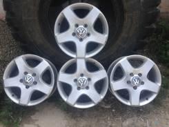 Volkswagen. 7.5x17, 5x130.00, ET55