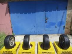 Bridgestone Potenza. Летние, износ: 5%, 4 шт