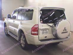 Спойлер. Mitsubishi Pajero, V63W, V73W, V65W, V75W, V78W, V77W, V68W