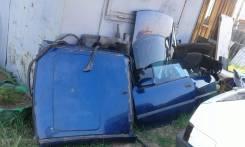 Дверь боковая. Opel Calibra, WOL Двигатель C20NE